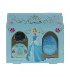 Disney Cinderella : Eau de Toilette - Soap 50g Gift set