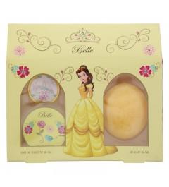 Disney Belle : Eau de Toilette - 3D Soap 50g Gift set