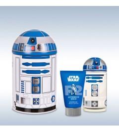 Disney Star Wars R2d2 : Eau de Toilette 50nl - Shower Gel 75ml Gift set