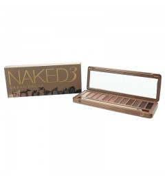 Urban Decay Naked 3 Palette Eye Shadow Palette