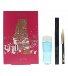 Lancôme Définicils : Mascara 6.5ml - Eye Liner 0.7g - Make-Up Remover 30ml Gift set