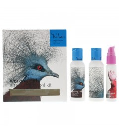 Tara Smith Working Curls Tool Kit Hair care Shampoo - Conditioner - Serum 20ml Gift set 50 ml