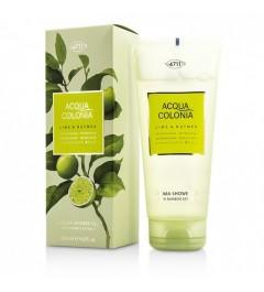 No 4711 Acqua Colonia Lime & Nutmeg Shower gel 200 ml