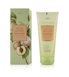 No 4711 Acqua Colonia White Peach & Coriander Shower gel 200 ml