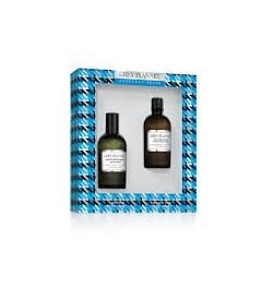 Geoffrey Beene Grey Flannel 120ml EDT Spray / 120ml Aftershave Gift set
